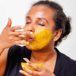 Oshinity Facial Scrub DIY