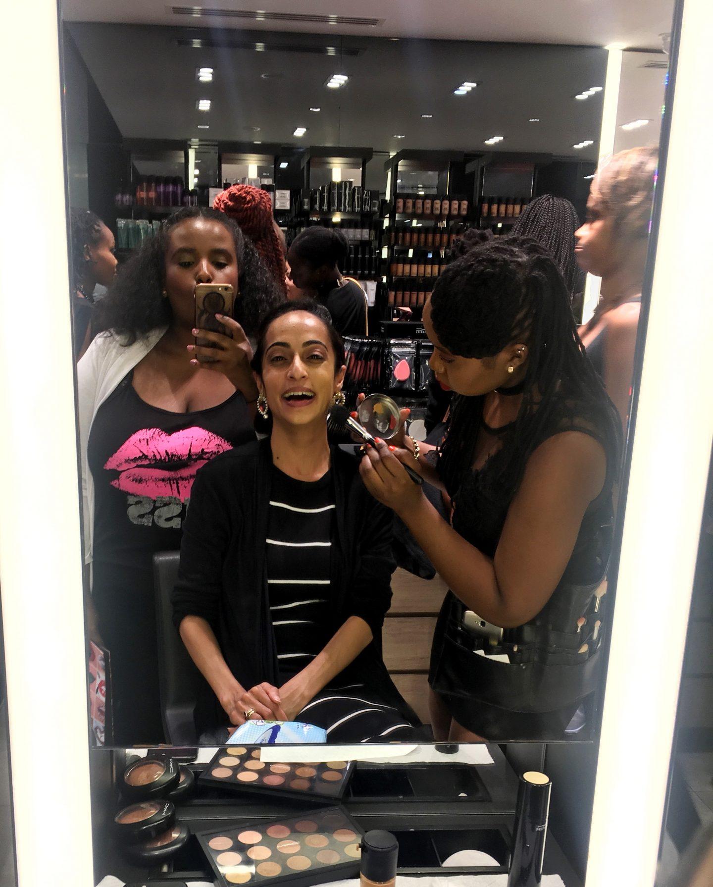 Oshinity MAC makeup prices Nairobi Kenya