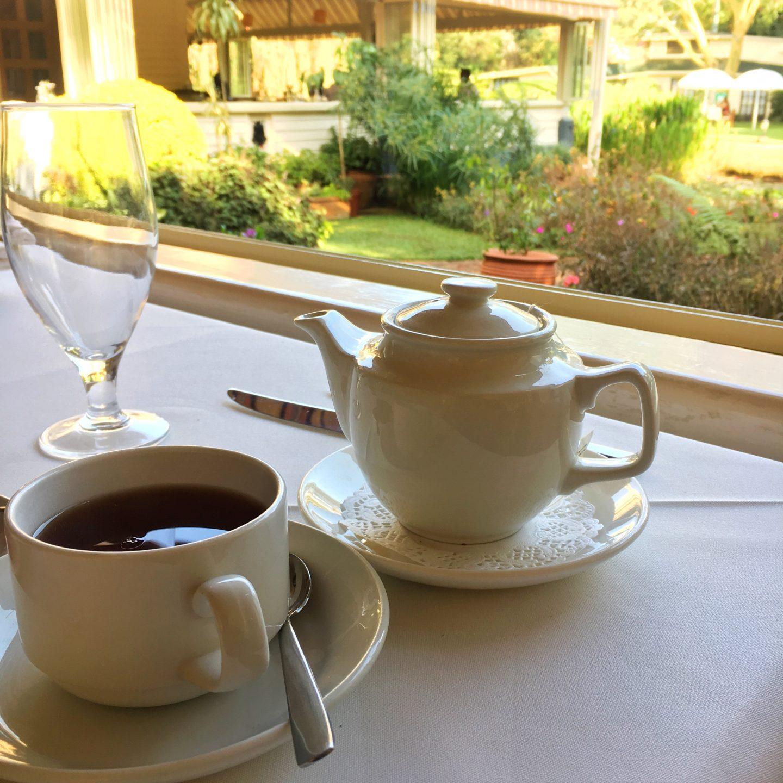 Oshinity Afternoon Tea Nairobi Kenya