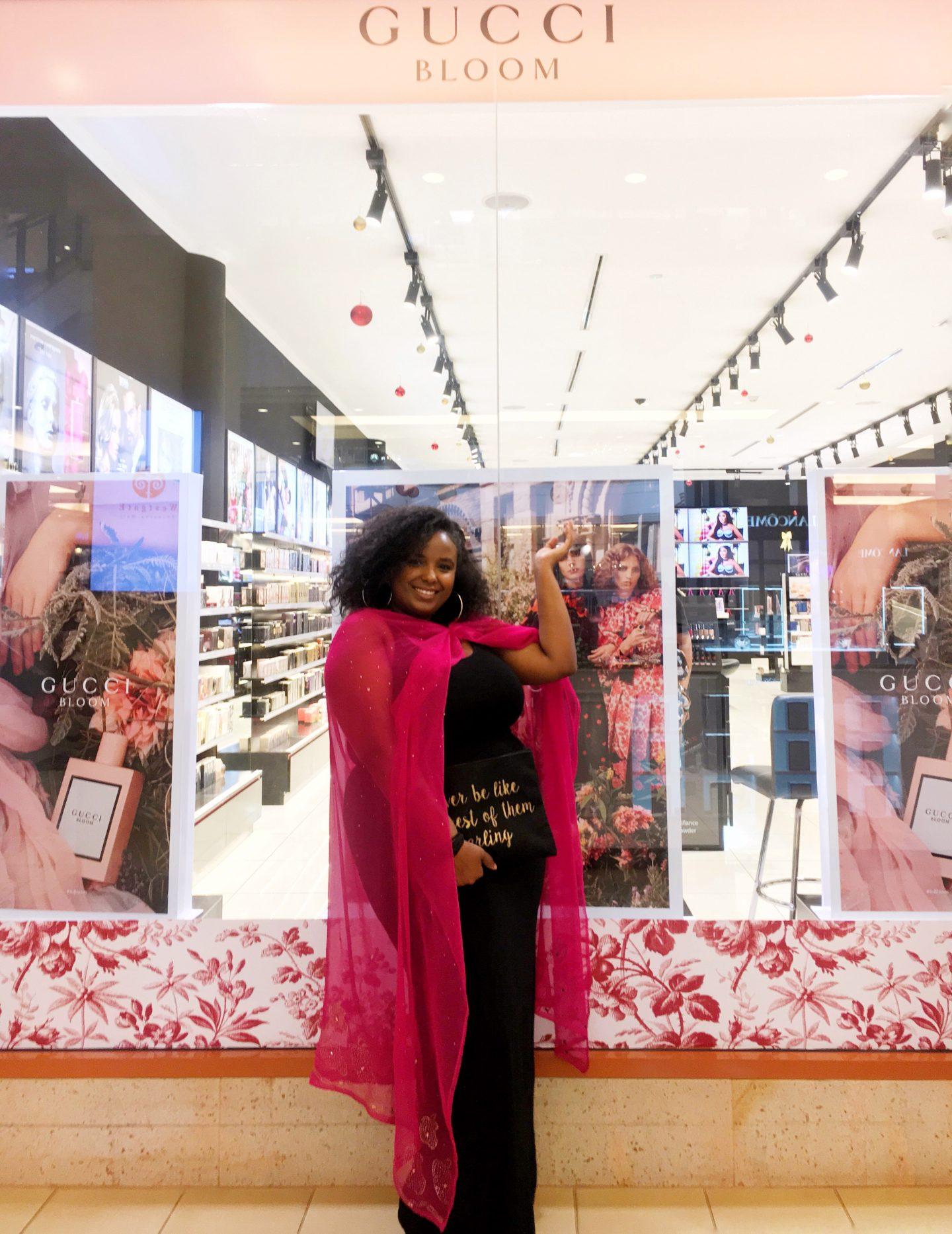 Oshinity Gucci Blooms in Nairobi Kenya Madora