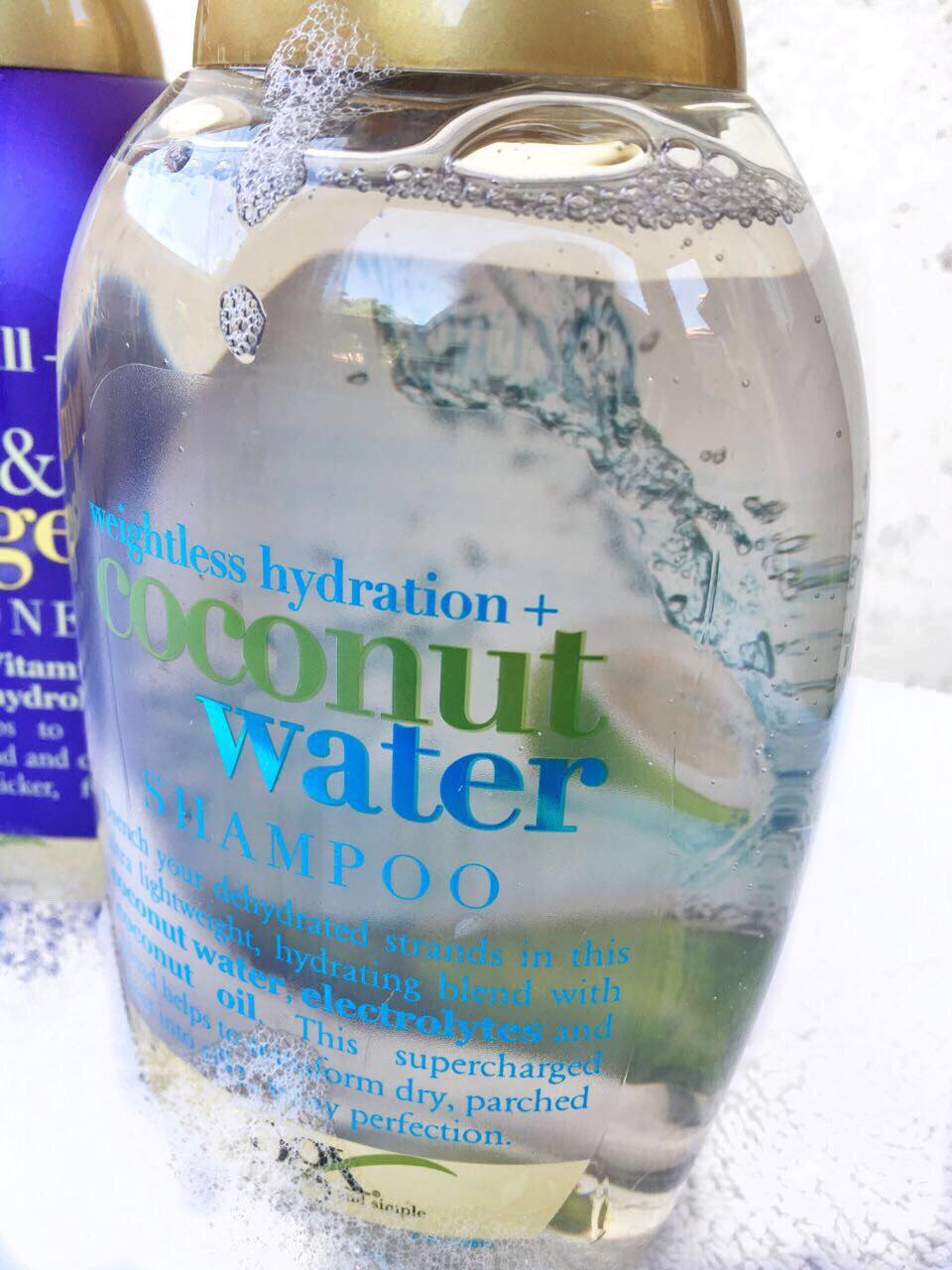 Oshinity Organix shampoo and conditioner review Nairobi Kenya
