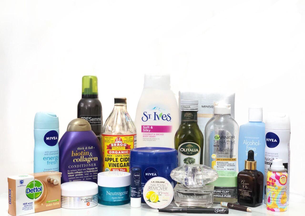 Oshinity skincare and beauty terminology explained nairobi kenya
