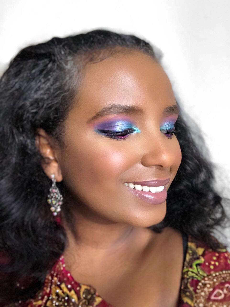 Oshinity huda beauty makeup blog review nairobi kenya