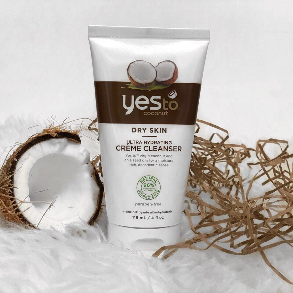 OSHINITY YES TO COCONUT ULTRA HYDRATING SKINCARE RANGE BLOG REVIEW NAIROBI KENYA