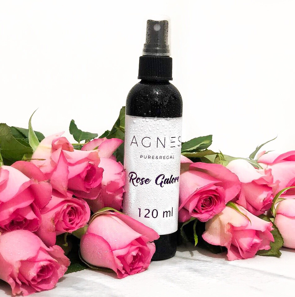OSHINITY AGNES PURE AND REGAL ROSE GALORE ROSE WATER REVIEW NAIROBI KENYA